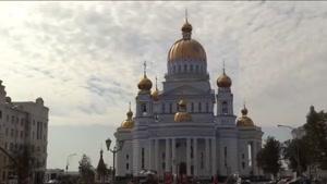 شهر سارانسک یکی از شهرهای روسیه