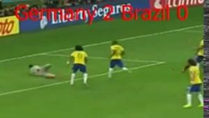 آلمان ۷ برزیل ۱