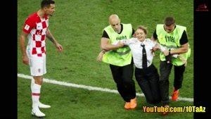 حمله جیمیجامپها به فینال جام جهانی