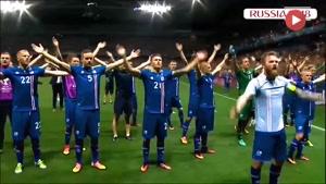 آشنایی با کشور و تیم ملی ایسلند