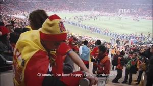 کارلوس پویول در فینال جام جهانی ۲۰۱۰