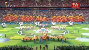 مراسم افتتاحیه جام جهانی ۲۰۱۸ روسیه