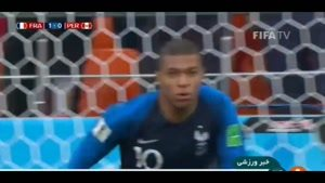 فرانسه و کرواسی چگونه به فینال رسیدند