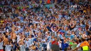 کلیپ جدید منتشر شده از فیفا مروری بر جام جهانی 2014