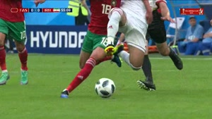 بازی کامل ایران ۱ مراکش ۰