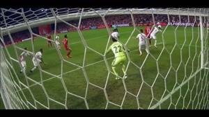 بازی دانمارک مقابل لهستان مسابقات جام جهانی 2014