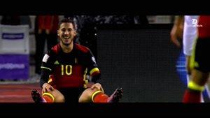 مهارت ها و گل های ادن هازاد در جام جهانی 2018