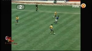بازی برزیل و ایتالیا در جام جهانی ۱۹۷۰