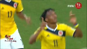 بازی ژاپن و کلمبیا در جام جهانی ۲۰۱۴