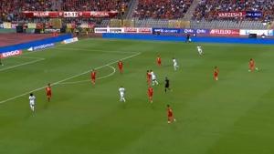 بازی دوستانه بلژیک ۰ - ۰ پرتغال