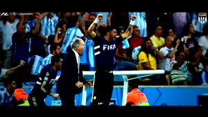 درخشش مسی در جام جهانی 2014