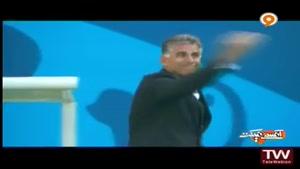 بازی خاطره انگیز ایران و آرژانتین در جام جهانی ۲۰۱۴