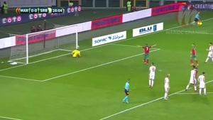 بازی دوستانه صربستان ۱ - ۲ مراکش
