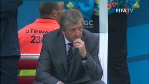 بازی اروگوئه و انگلیس در جام جهانی ۲۰۱۴