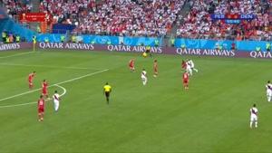 بازی کامل پرو و دانمارک جام جهانی ۲۰۱۸
