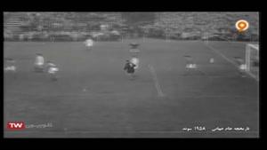 تاریخچه جام جهانی 1958 سوئد