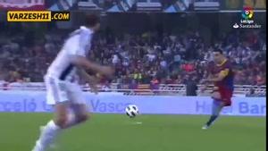 تیاگو آلکانترا هافبک تیم ملی اسپانیا