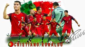 هتریک رونالدو مقابل اسپانیا