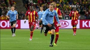 مهارت های دیگو فرلان در جام جهانی ۲۰۱۰