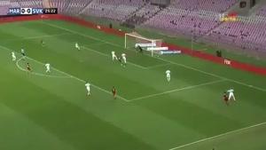 بازی دوستانه مراکش ۲ - ۱  اسلوواکی