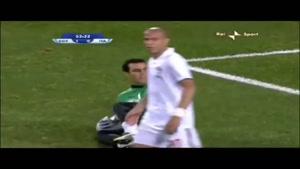 سیوهای عصام الحضری دروازه بان تیم ملی مصر