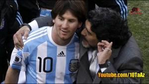 بیوگرافی لیونل مسی ستاره بارسلونا و تیم ملی آرژانتین