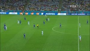 ۱۰ گل برتر جام جهانی ۲۰۱۴ برزیل