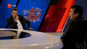 نارضایتی خداداد عزیزی از فوتبال پس از جام جهانی ۹۸