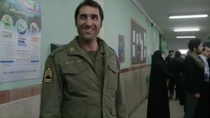 سوتی در پشت صحنه سریال شاهوگش