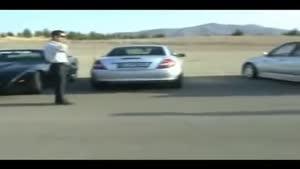 مسابقه پر شتاب ترین خودروی ایران