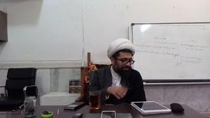 استاد فرحانی داستان حضرت یحیی