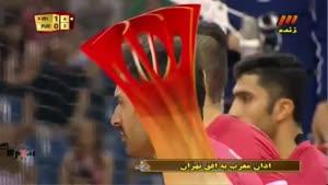 والیبال ایران ۳-۰ پورتوریکو ۹۳/۰۶/۱۶ ست دوم