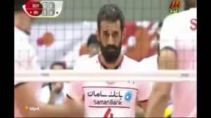 ایران و مصر- جام جهانی والیبال ۲۰۱۵ - ست دوم