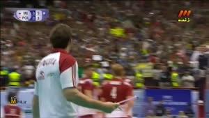لیگ جهانی والیبال ۲۰۱۵ - ایران و لهستان- ست اول