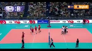 ایران ۱-۳ صربستان