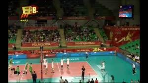 والیبال جهانی ۱۳۹۳/۰۶/۱۹ ایران ۳-۱ استرالیا ست ۱