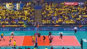 برزیل ۳-۱ کانادا