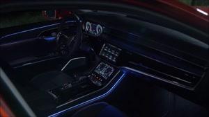 طراحی داخلی Audi A۸