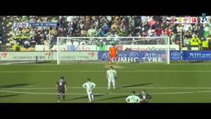 خلاصه بازی رئال مادرید - کوردوبا ۲-۱