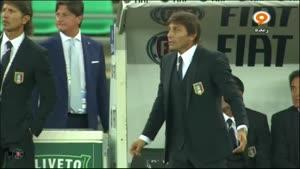 هلند ۰ - ۲ ایتالیا