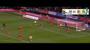 سوئد ۳-۱ ایران