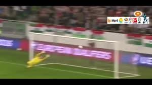 مجارستان ۲-۱ نروژ