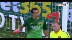 بیلبائو ۲-۵ بارسلونا