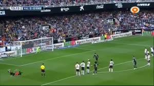 رئال مادرید ۱ - ۲ والنسیا