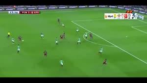 بارسلونا ۶-۱ ویانوونسه