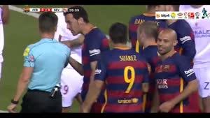 بارسلونا ۲-۰ سویا (قهرمانی بارسلونا)