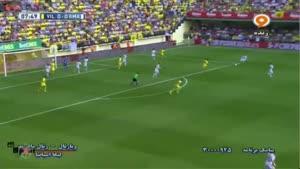 رئال مادرید ۲ - ۰ ویارئال