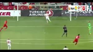 ترکیه ۳-۰ هلند