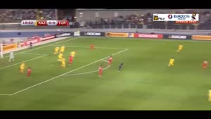 قزاقستان ۰-۱ ترکیه