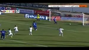 ذوب آهن ۲-۱ استقلال خوزستان